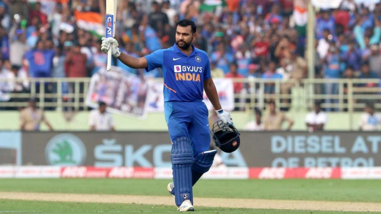Rohit Sharma to take a 'break'; will not performing in Sri Lanka T20Is