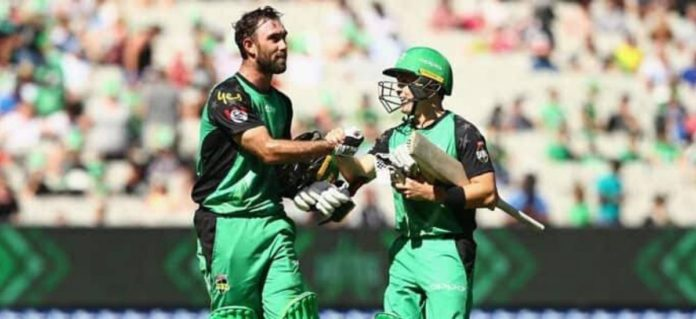 Glenn Maxwell returned for Melbourne Stars in BBL after mental health break