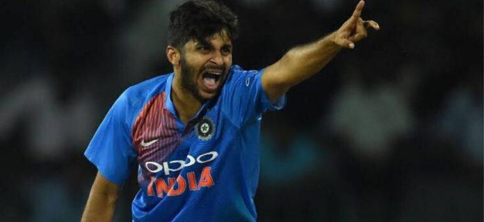 Shardul Thakur replaces harmed Bhuvneshwar Kumar for ODIs against West Indies