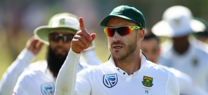 Time for the center around cricket, says Proteas captain Faf du Plessis