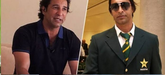 Shoaib Akhtar Takes Cue From Wasim Akram's Leaked clip- supporting former captain's claim