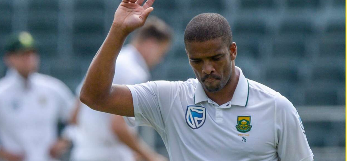 Vernon Philander to resign from worldwide cricket after England Tests