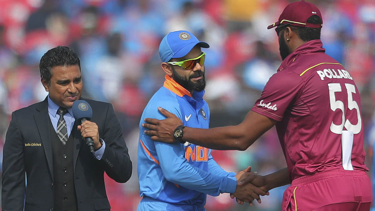 India's Another historic win over West Indies in ODI series- Here all highlights!