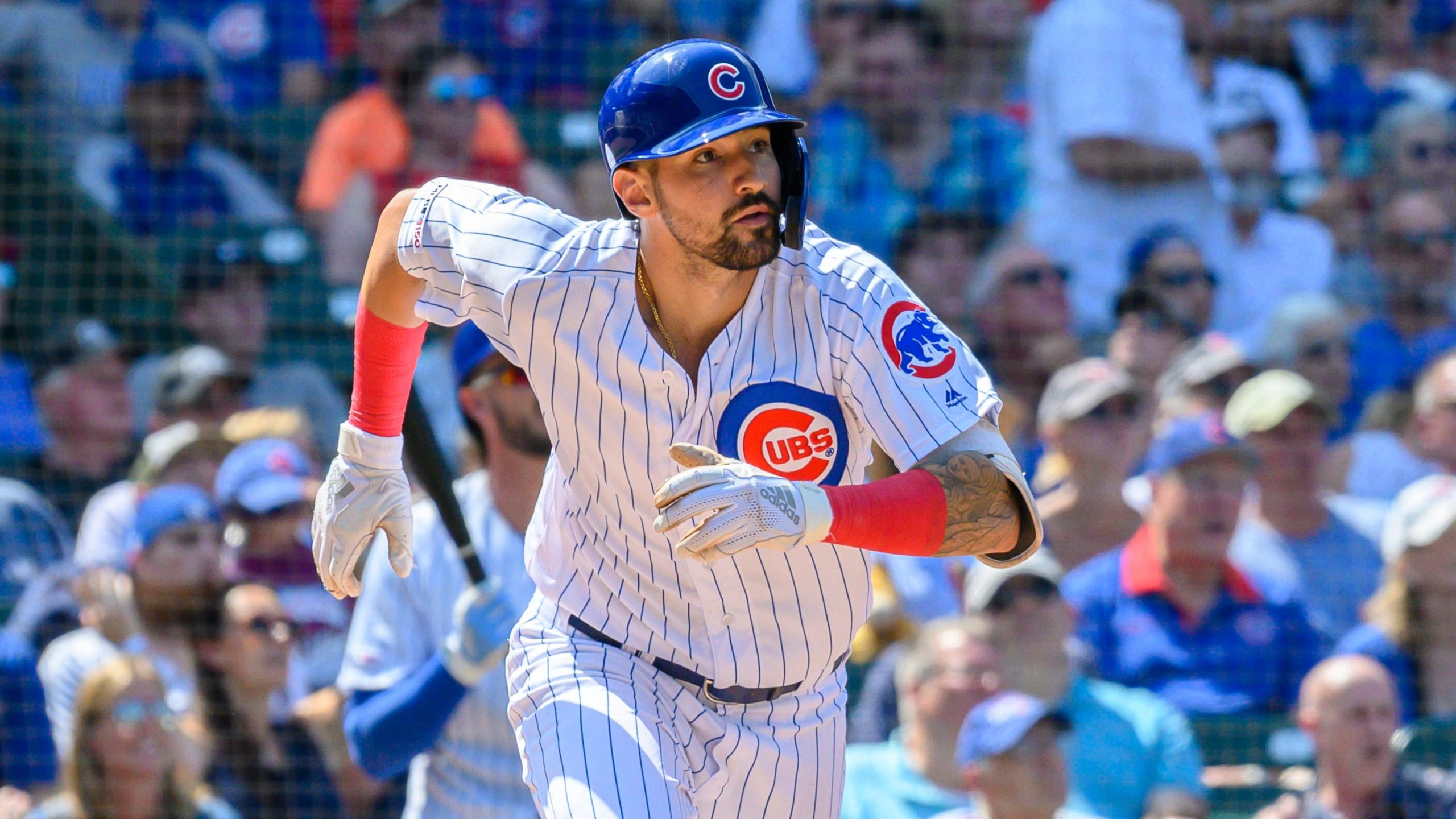 Reports: Reds are in full preparation to sign Nicholas castellanos