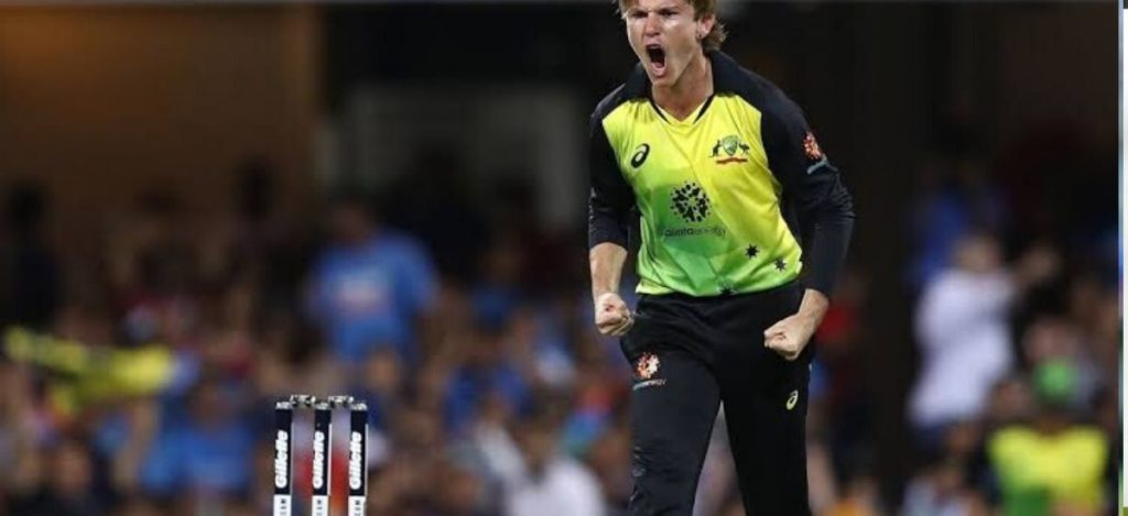 Essex re-sign Adam Zampa for third progressive season