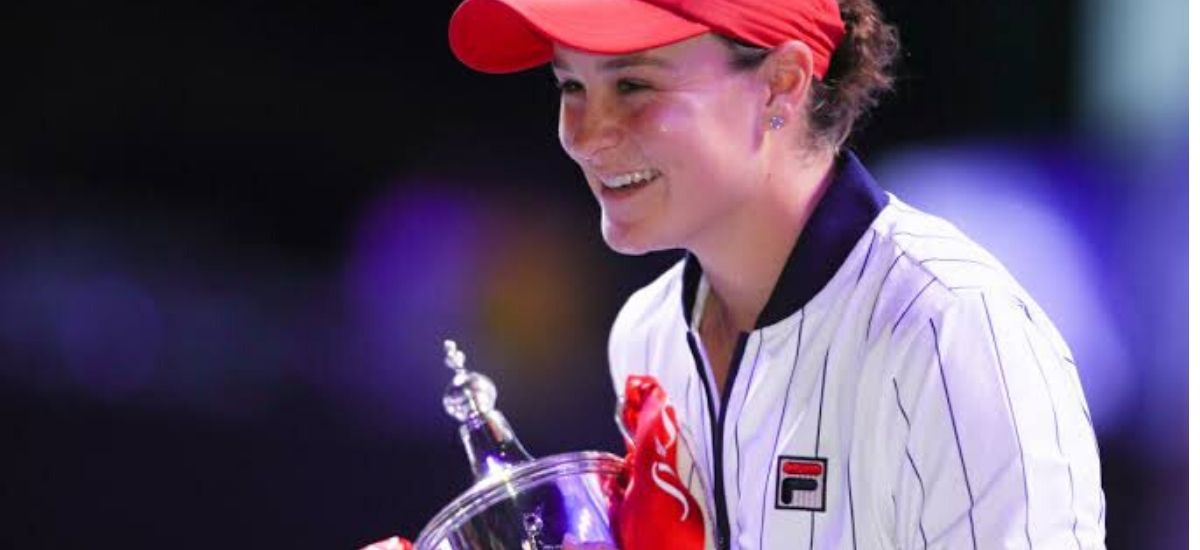 Trailblazer Fromholtz marvels at today's Australian Open Champion