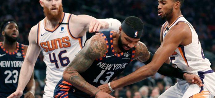 LGBTQ Pride Night (The Saturday Night) is special for Knicks guard Reggie Bullock