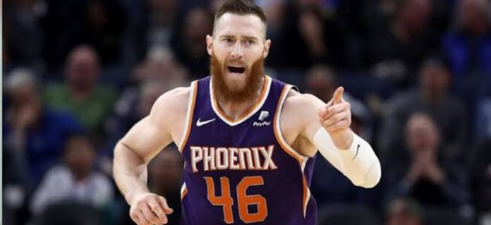On Monday Sun's Aron Baynes in doubtfull- Here's the reason why?