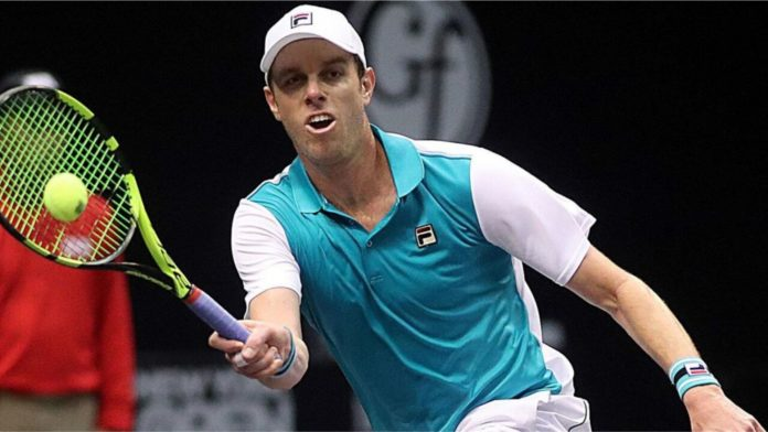 Seeded opponent beated by the Sam querrey in first round of Australian open 2020