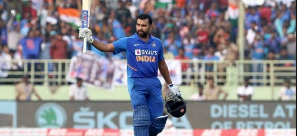 Rohit Sharma crushes a few records as he scores 159 against WI