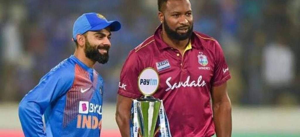 Ask Kohli for what reason he is so energized, I do not understand,'- Kieron Pollard