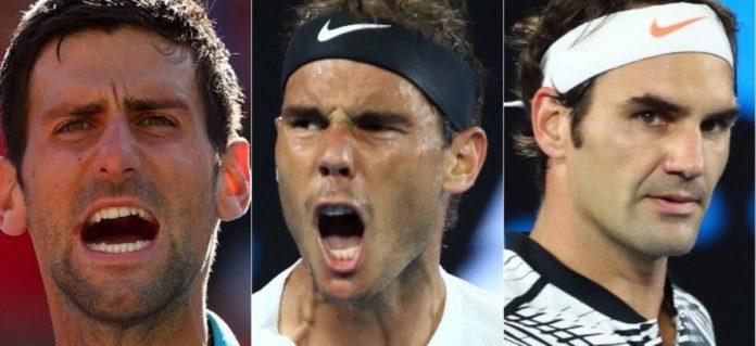 Ivanisevic & Baughdatis: Roger federer, Rafeal nadal and Djokovic still top on the fans list