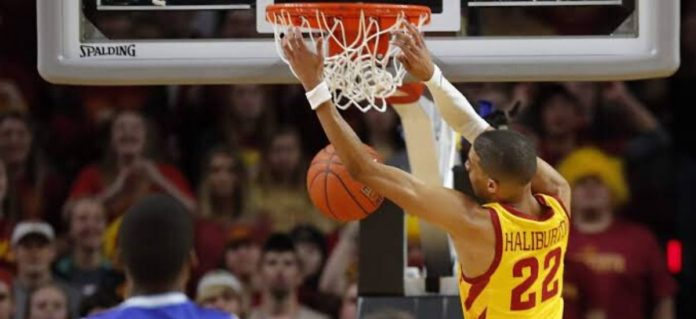 Lowa state's Tyrese Haliburton considered as a Basketball genius