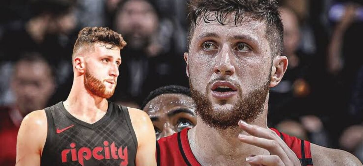 Jusuf Nurkic out for trail blazers through break