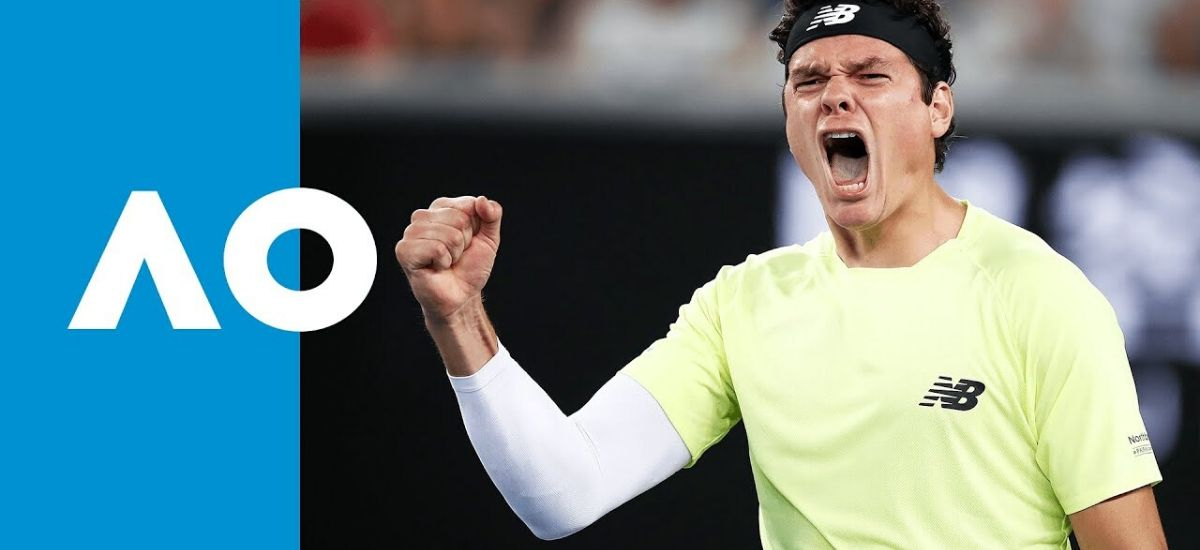 Tsitsipas vs Milos raonic third round preview for Australian open 2020 Los angeles lakers