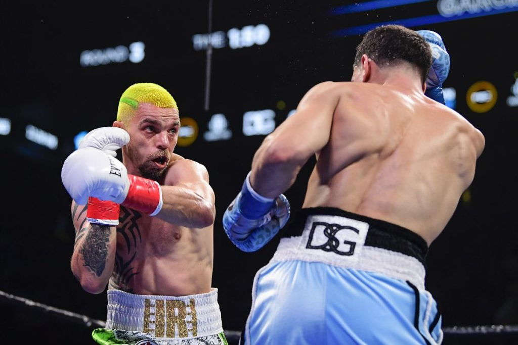 NYSAC reduces Ivan Redkach's punishment by chewing Danny Garcia