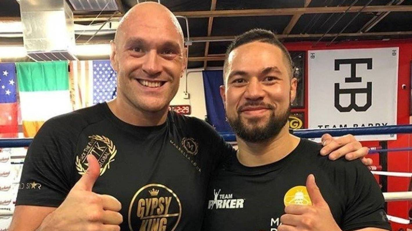 What is the motivation behind Joseph parker's boxing resurrection