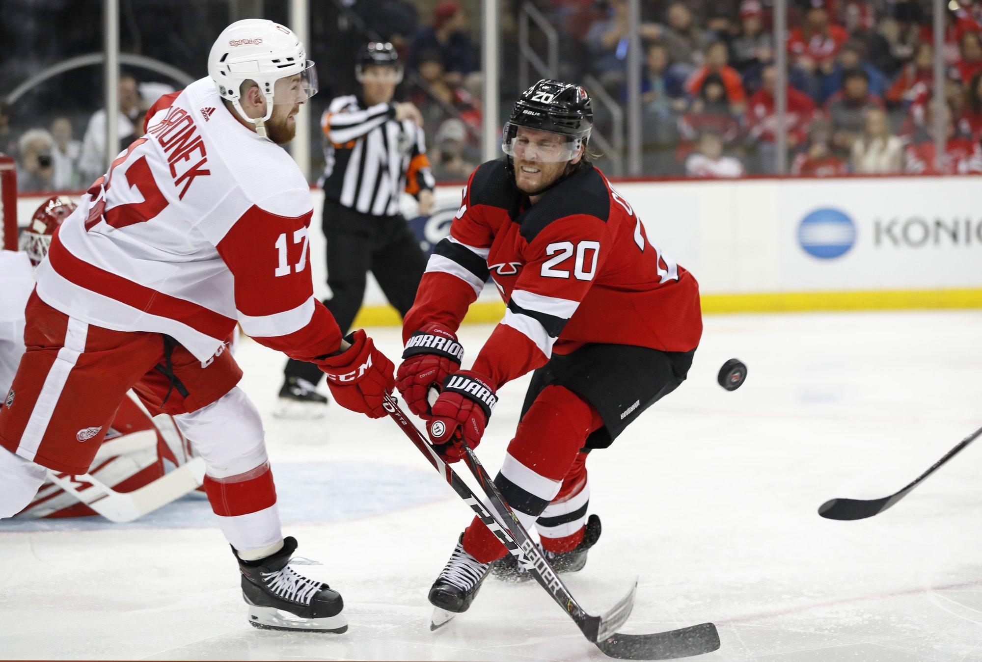 NJ devils' speaks about trade rumors, said 'Its just a lot of noise'