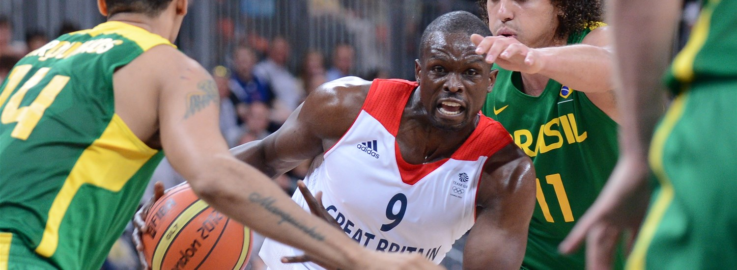 Luol deng is the global ambassador for basketball africa league