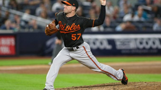 MLB- Trade- News-: Athletics- To- Sign- Donnie- Hart