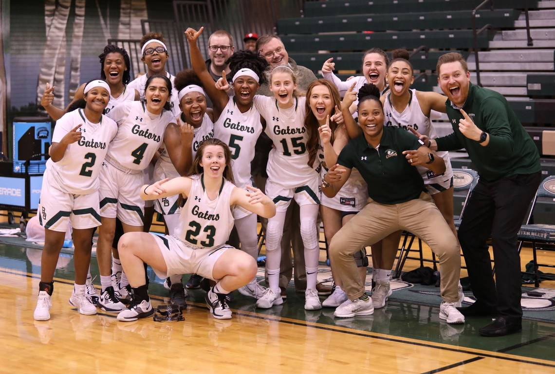 Basketball: River Bluff girls winless a year ago, now they make history with first postseason victory