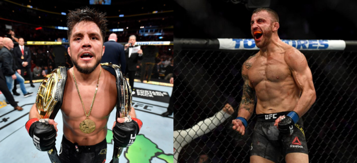 UFC: Henry Cejudo challenge to the Alexander volkanovski for the title