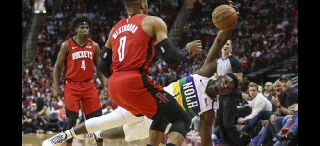 Rockets' Clint Capela is expected to remain sidelined for Sunday's matchup with the Pelicans