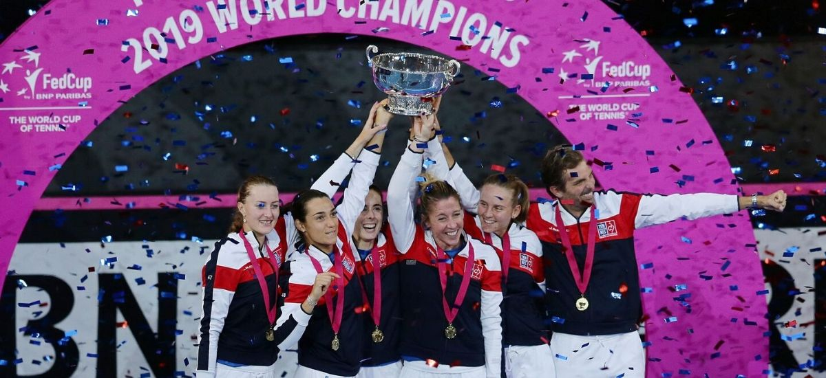 Ukrain dry became the leader of the group after defeated bulgaria in the fed cup