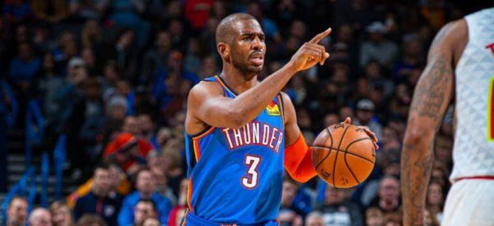 Chris- Paul- Named- As- A- New- NBA- All-Star