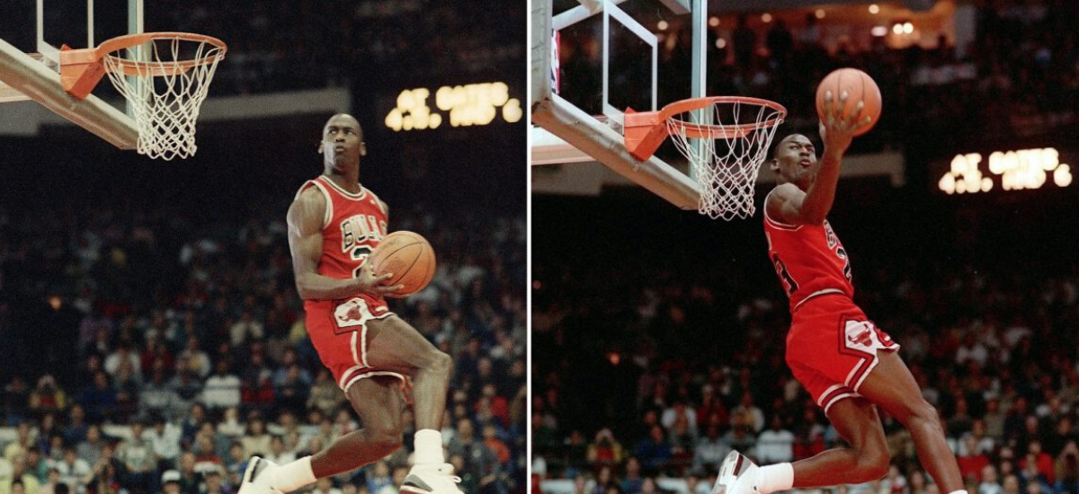 ACC network releases vintage video of the greatest Basketball player Micheal jordan's UNC dunk