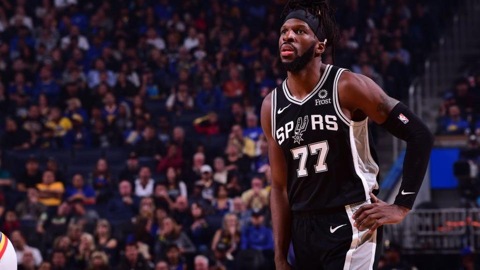 NBA- trade- rumors: Spurs- Preparing- to- trade- DeMarre- Carroll,- Marco- Belinelli