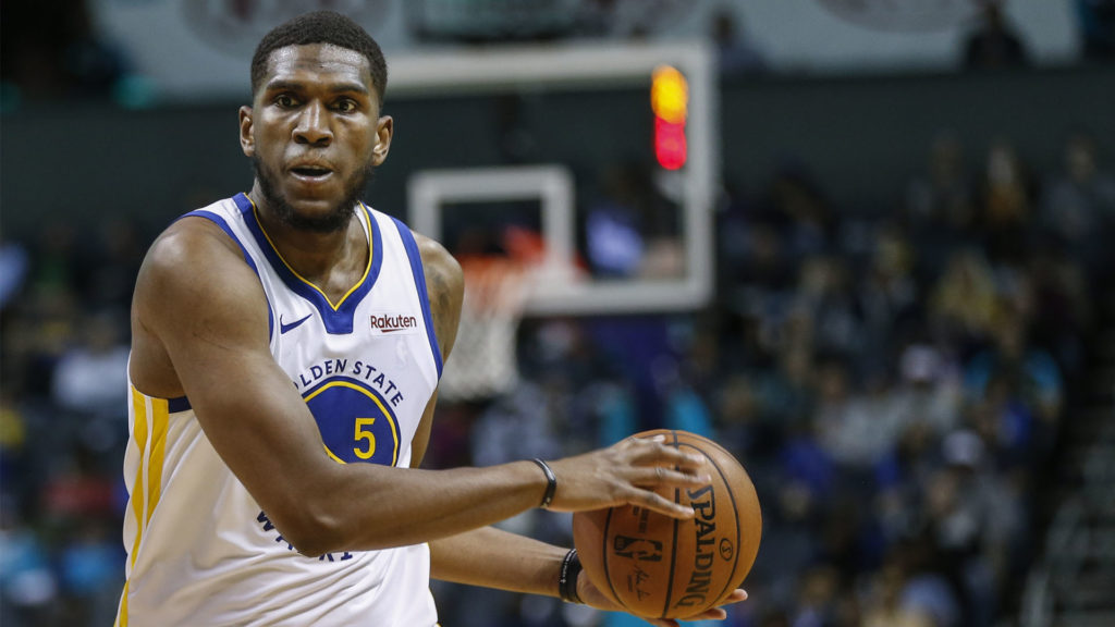 Basketball-News-: Kevon- Looney -Was- Frustrated -With -His- Recent- Injury