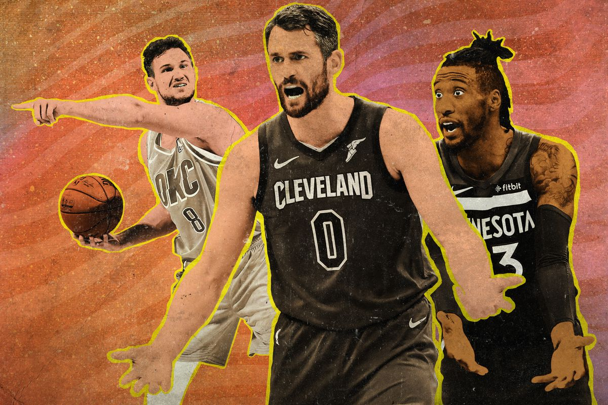 NBA trade rumors: Trail blazers Tried hard to trade for Kevin love before deadline
