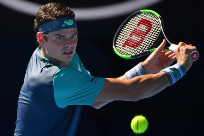 Milos Raonic said that his best tennis is yet to come