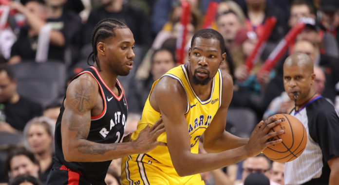 NBA fans feels that TNT's All-star tweet about Kevin Durant was disrespectful