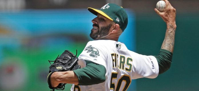 Baseball news: The results now may not matter, but A's Mike Fiers is finding his midseason form