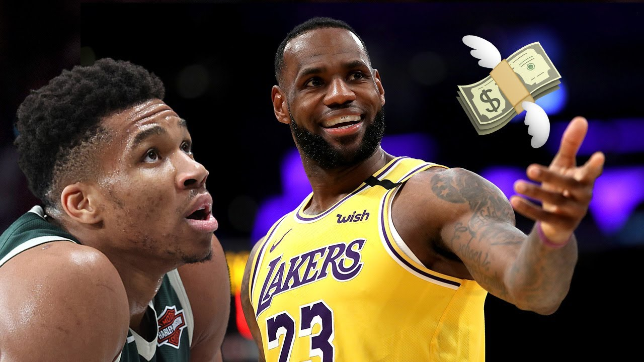 Chris Broussard thinks Giannis has the clear edge over LeBron in the MVP race