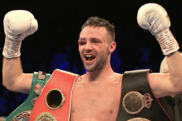 Josh Taylor wants to fight Pacquiao