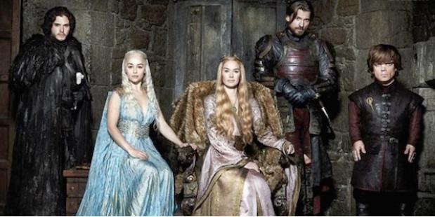 Game of thrones episode 1 season 8