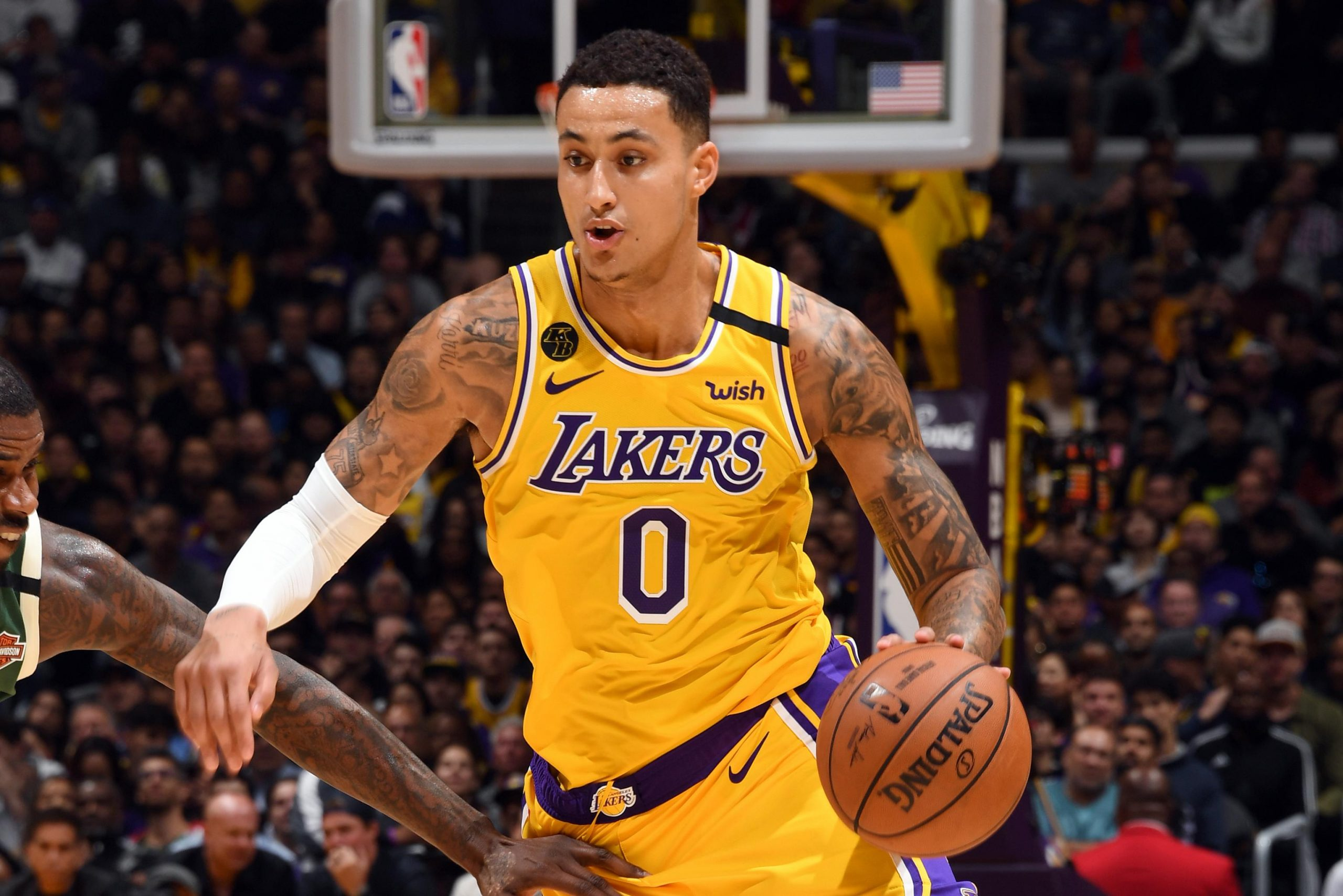 Lakers Player