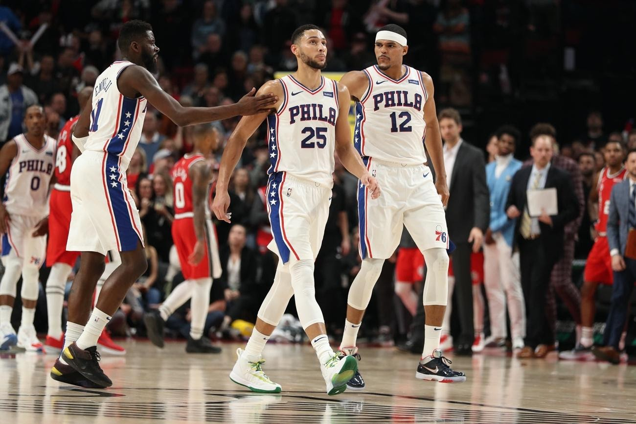 Sixers be the Team to Watch this Season