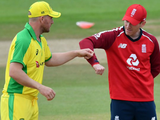England vs Australia Second T20