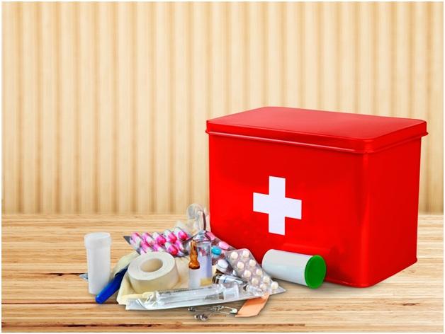 Emergency treatment Kit