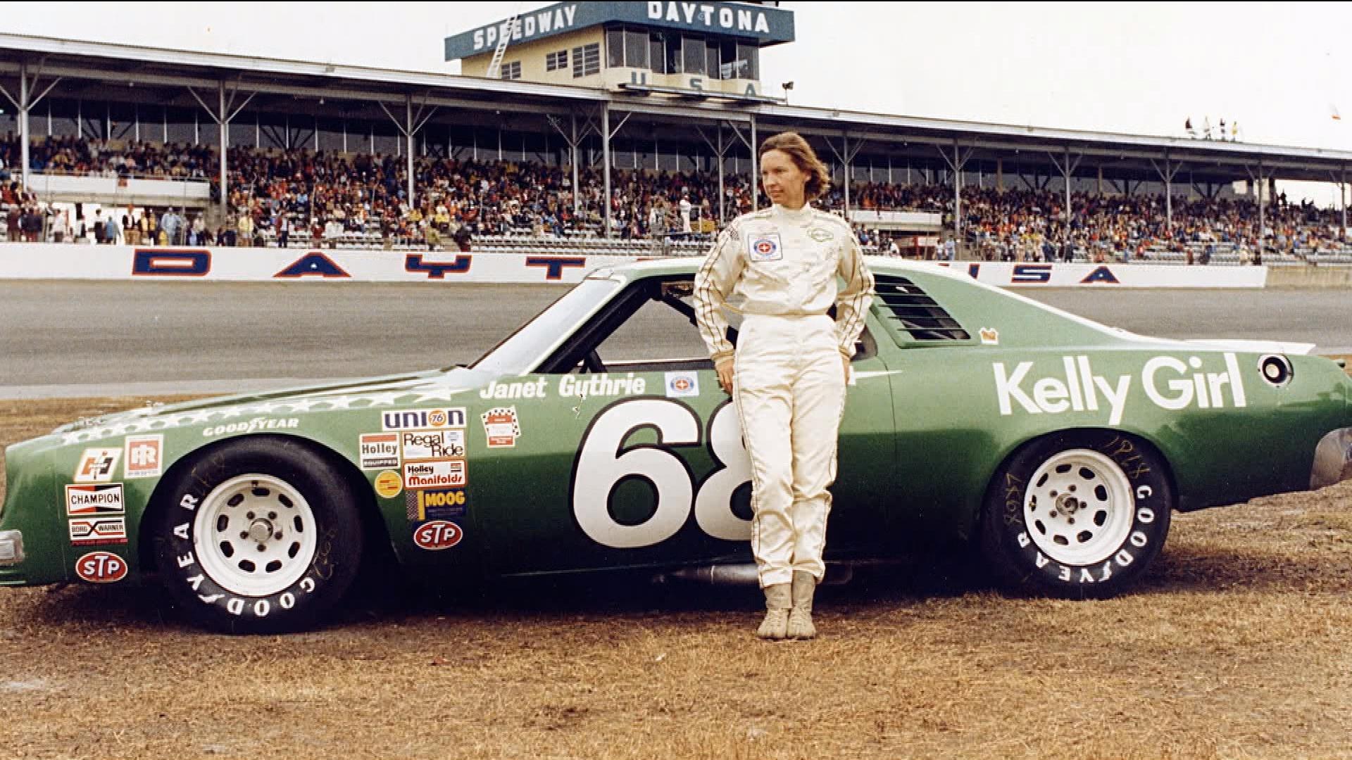Female NASCAR drivers