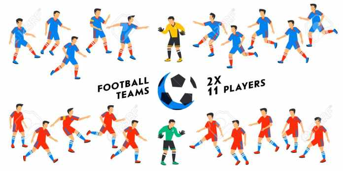 How many players in a football team? All you need to Know