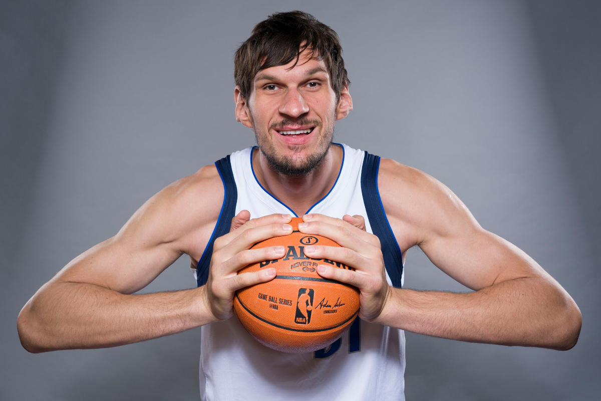 Tallest current NBA players