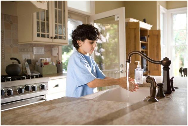 Maintaining hand hygiene