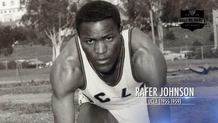 Rafer Johnson death