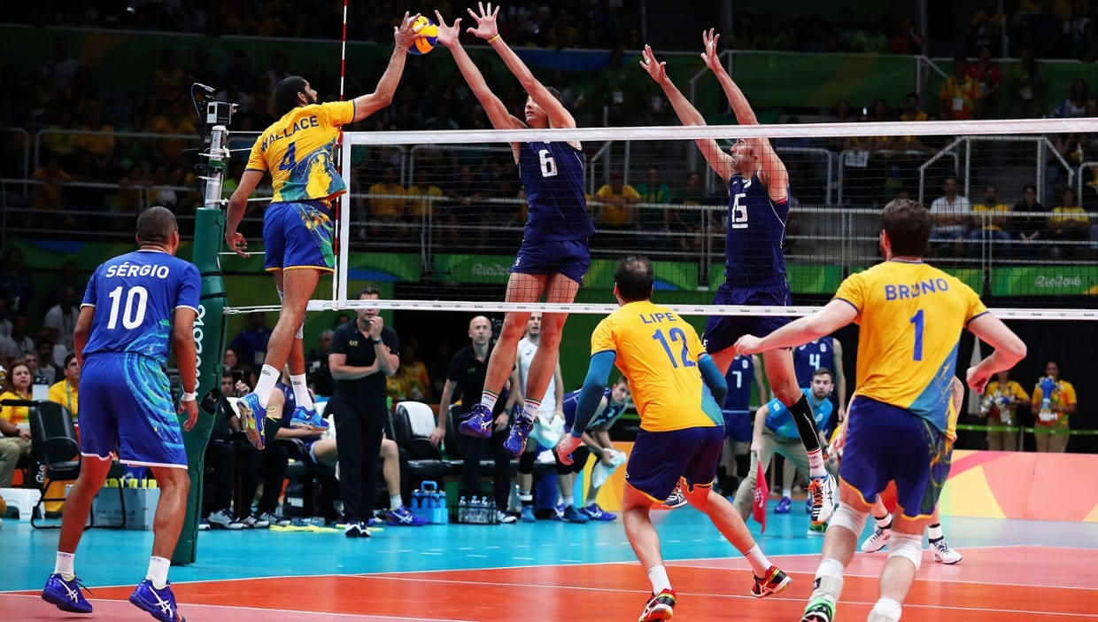 Volleyball Rules and regulations- All about the Sport