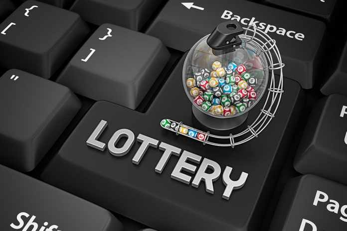 online lottery service